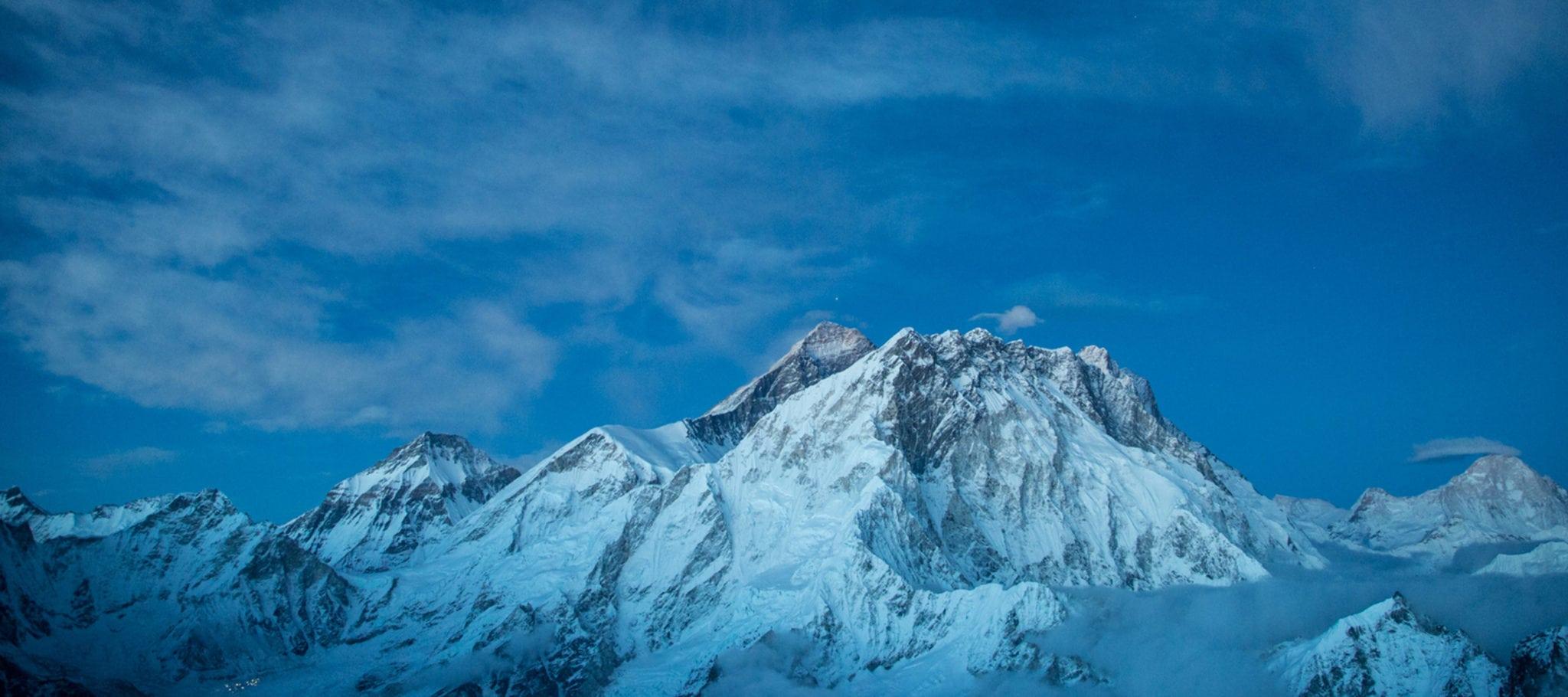 Six Summits Challenge