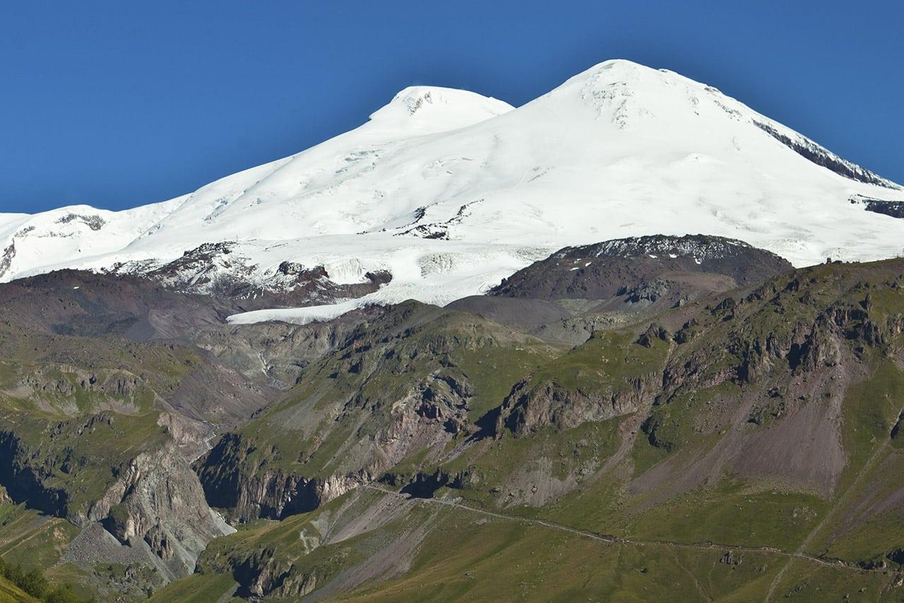 Mt. Elbrus – Off to climb Europe's highest peak