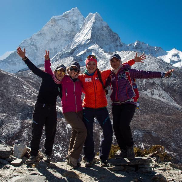Island Peak Winter Ascent - Elia Saikaly - Adventurer - Filmmaker